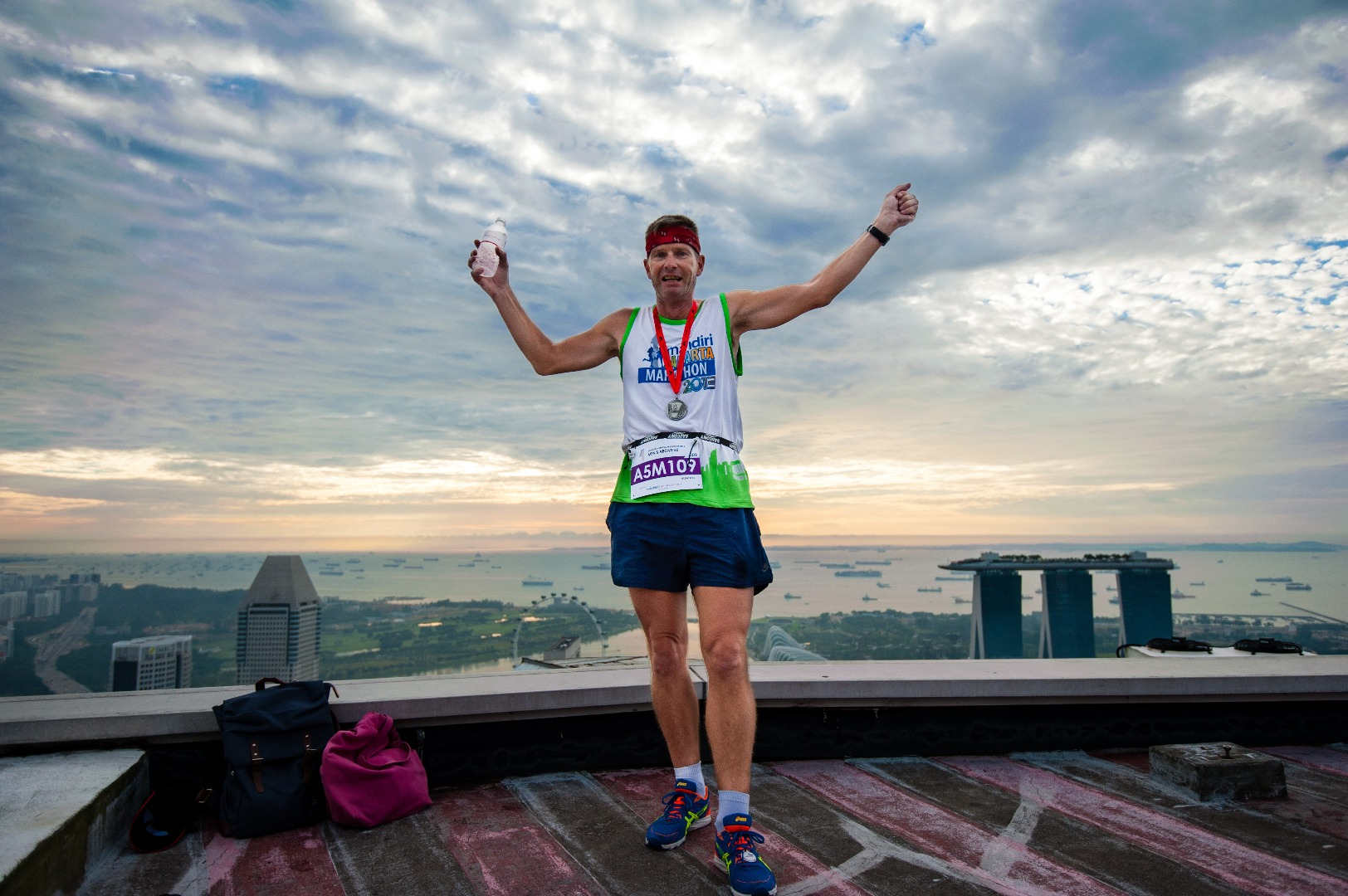 Swissotel Vertical Marathon 24th November 2013 Alan Gwee 09T150624