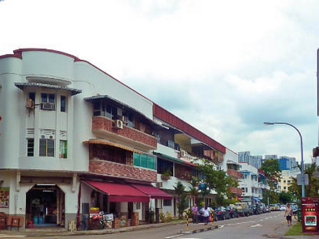 Where to eat and shop in Tiong Bahru
