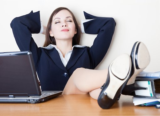 woman-relaxing-office-shutterstock-510px
